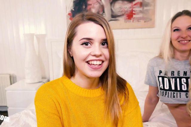 Sweet teen Jamie Casting