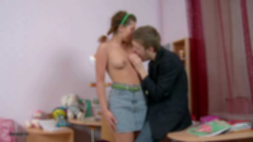 Lara's Private Tutor Need A Break He Want To Assfuck The Cute