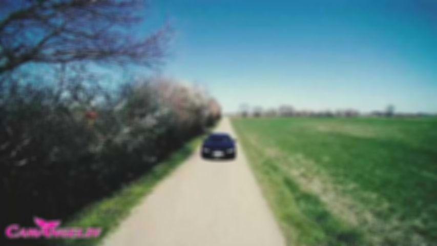 Audi R8 Probefahrt & Outdoor Porn