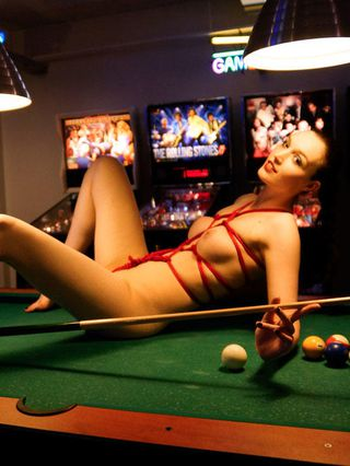 Pool table Tricks - images
