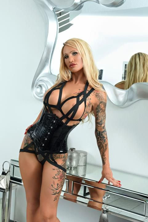 Harness Lingerie and Chains