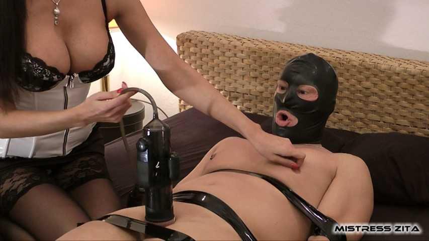 Mistress Zita - Pump it up