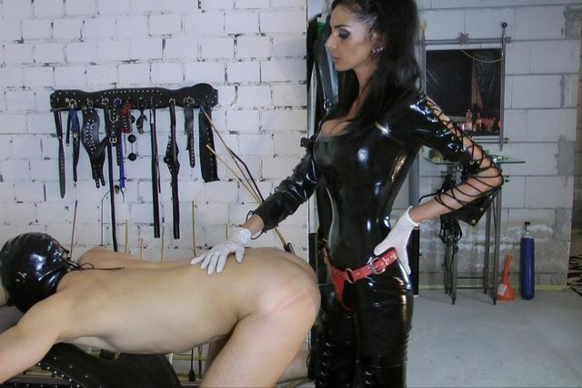 Whipped and Fucked