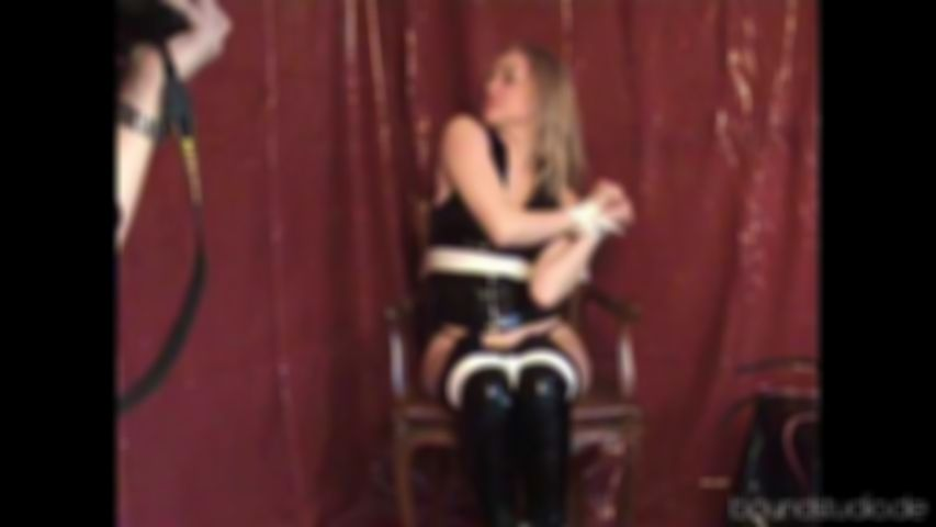 Julie´s erster Chair-Bound