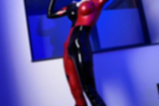 Rubber Harley Quinn