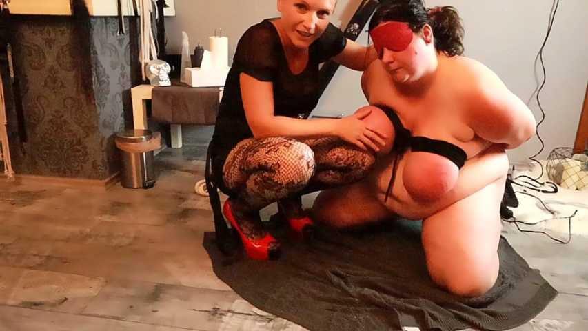 BBW Maso Slut
