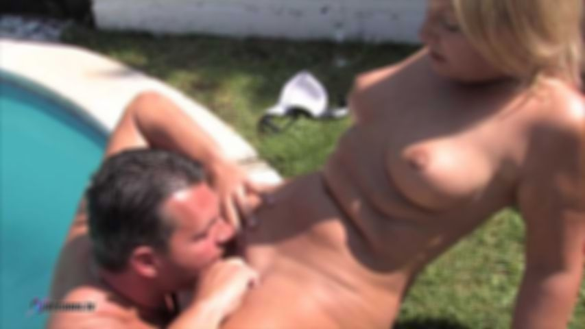 Private Pool Party Ends In A Sexual Treatment