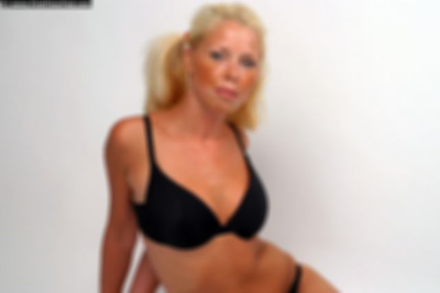 PAULA TIED UP IN UNDERWEAR AND CLEAVEGAGGED IN THE STUDIO