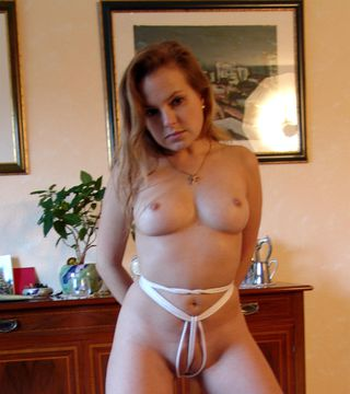 Ropes on my sweet pussy