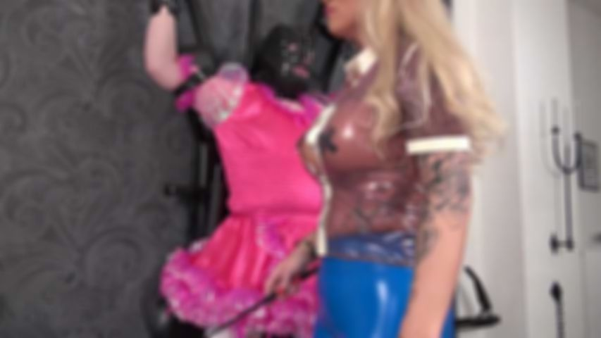 Punishment of the Sissy