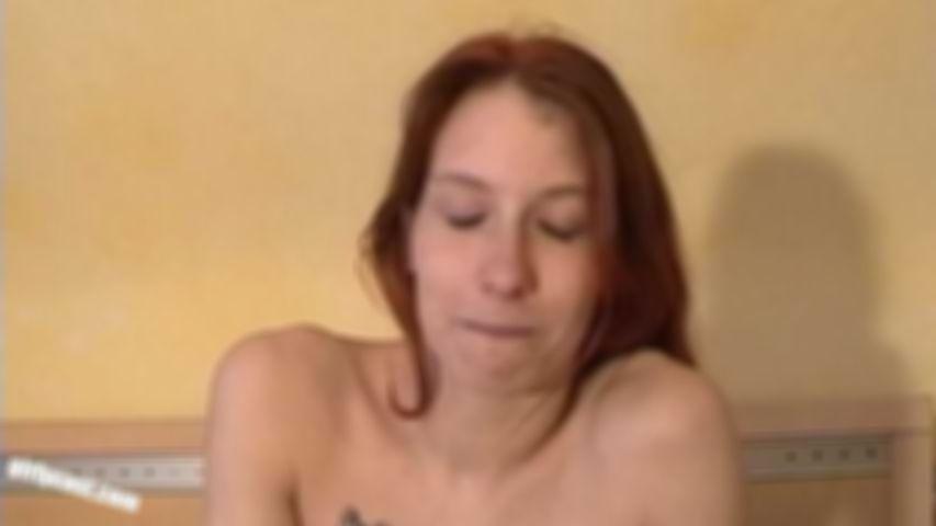 Natascha's dildo fucking