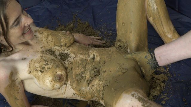 Mud for Karina