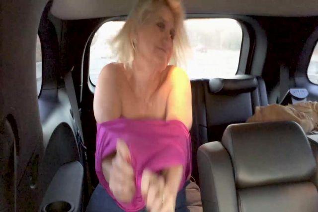 Dangerous Roadside Curves 2 Amber Conners  & Sasha Sweets Part 3