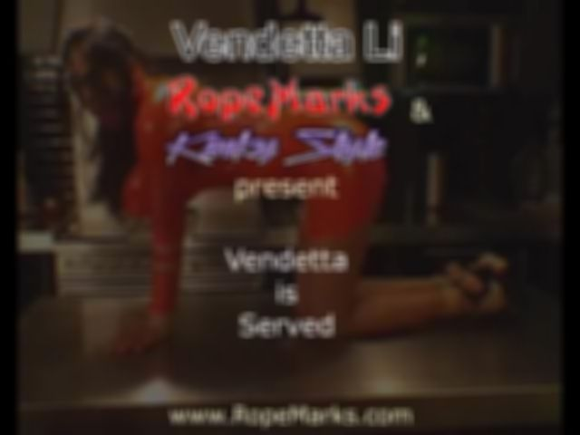 RopeMarks; Vendetta Li is served