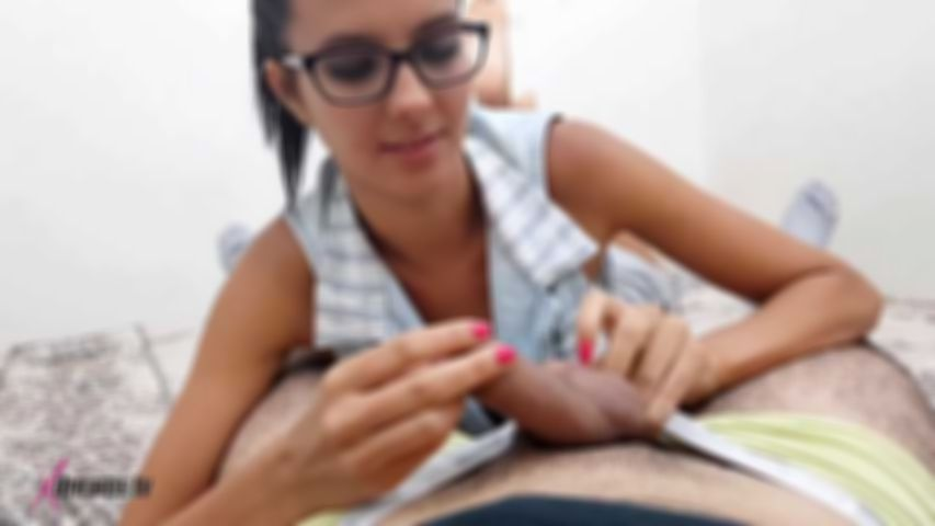 Thais, The Cute And Hot Latina Let Your Balls Explode