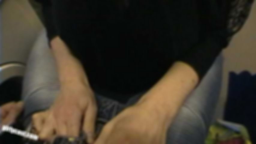 Milf Doris Bewerbungsvideo mit Blowjob