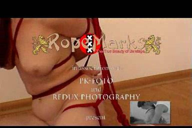 RopeMarks: A Study in red, scene 3/3