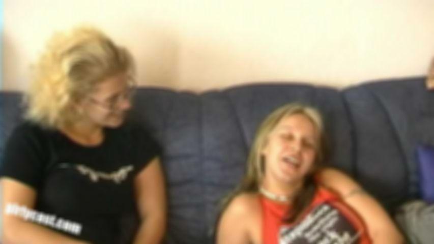 Chrissy & Jessy Private Sextape Part 1