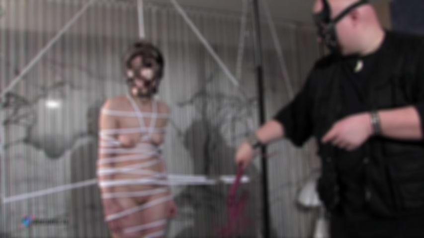 Sophia Rope Bondage And Bitter Humiliation