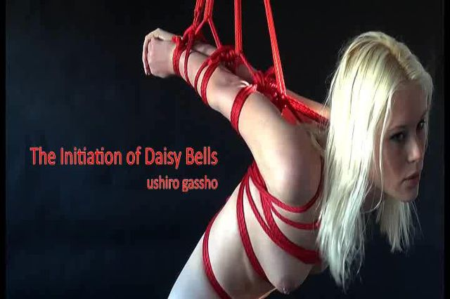The initiation of Daisy Bells, Ushiro Gassho - video