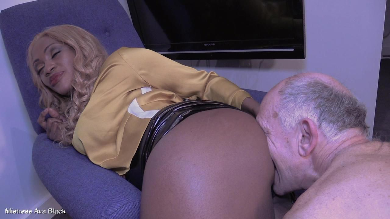 Greedy for black cock - Part One