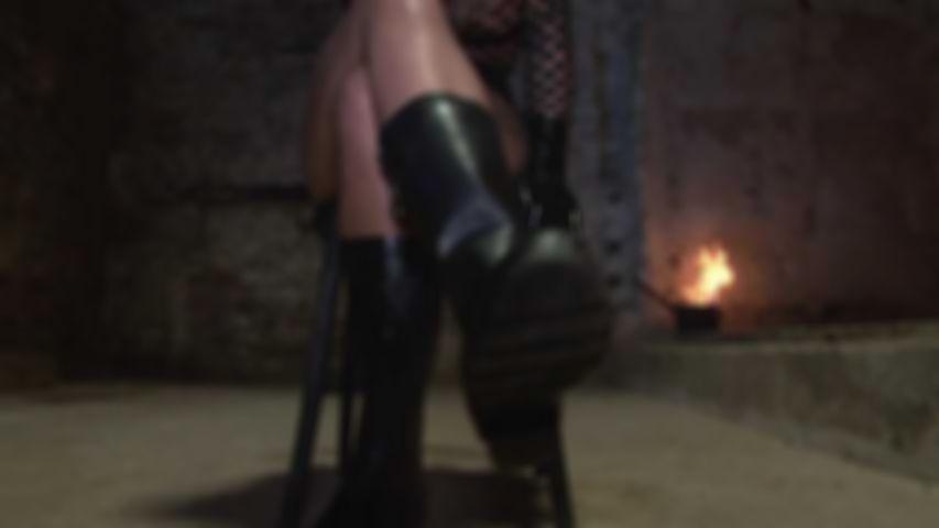 Rubber Boots Cum Countdown