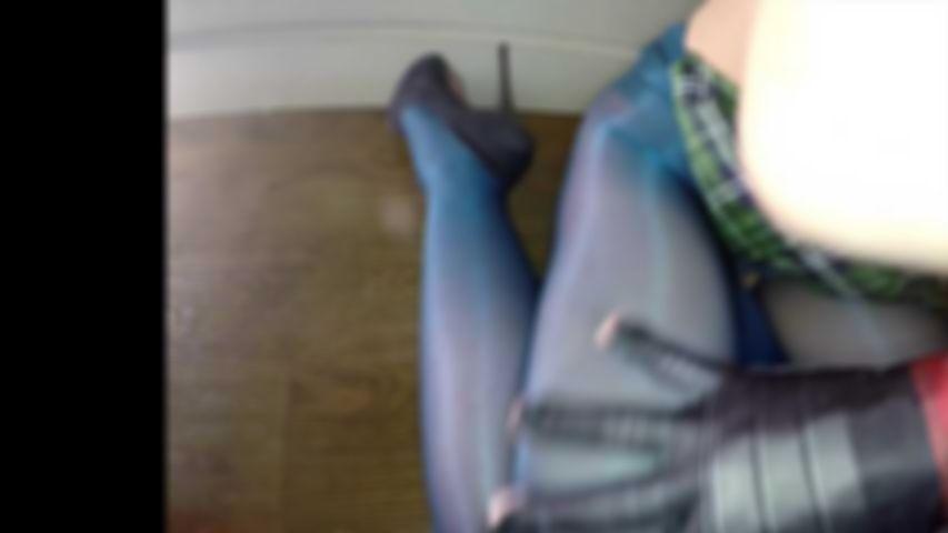 130 Oktavia Milton Blowjob in Schoolgirl Uniform