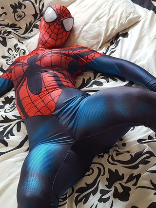 Pics From Shooting with Spider Girl