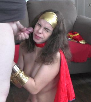 Hinterhältiges Interview Mit Wonderwoman