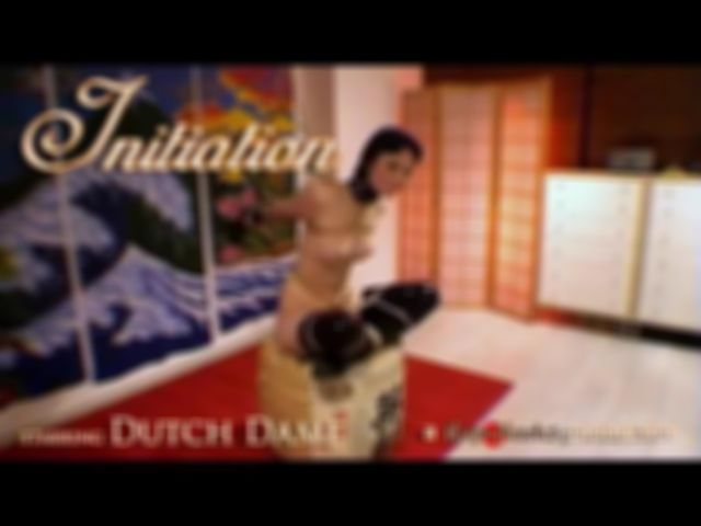 Initiation of Dutch Dame