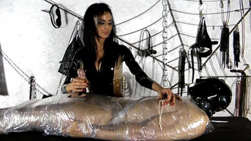 Mistress Zita - Abgemolken ohne Orgasmus