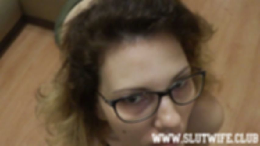 [Special] Carla Sky begs for cum on her fuckface