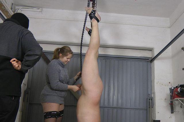 Bella - Slave and slave girl 2