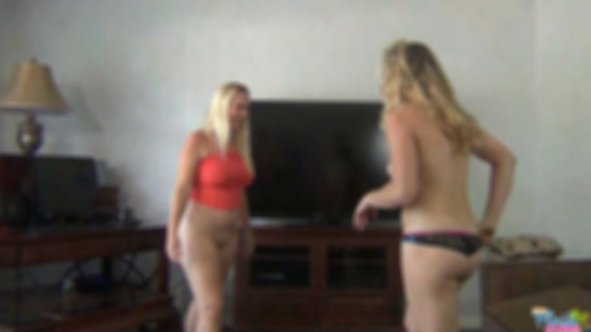Video And Images - Kendra And Laila Catfight
