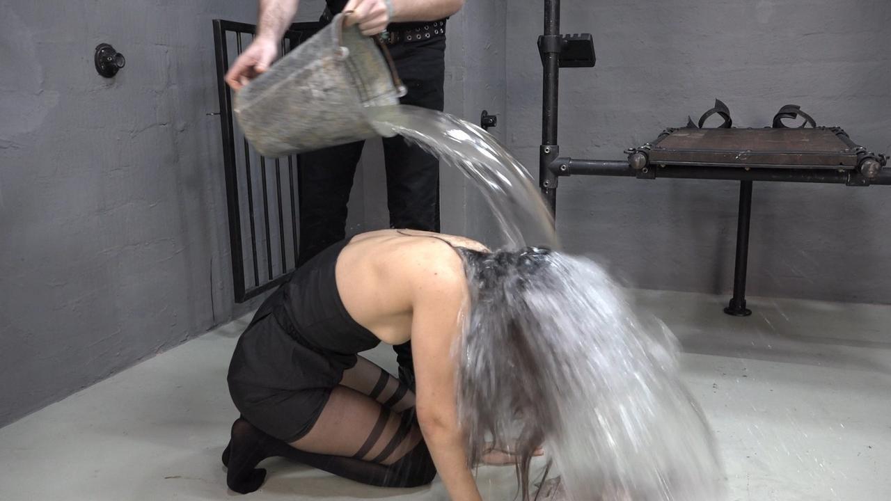Aijana gets punished