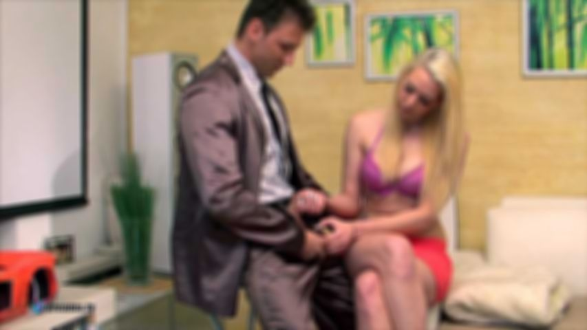 Penny Tease And Denial Her Insurence Broker
