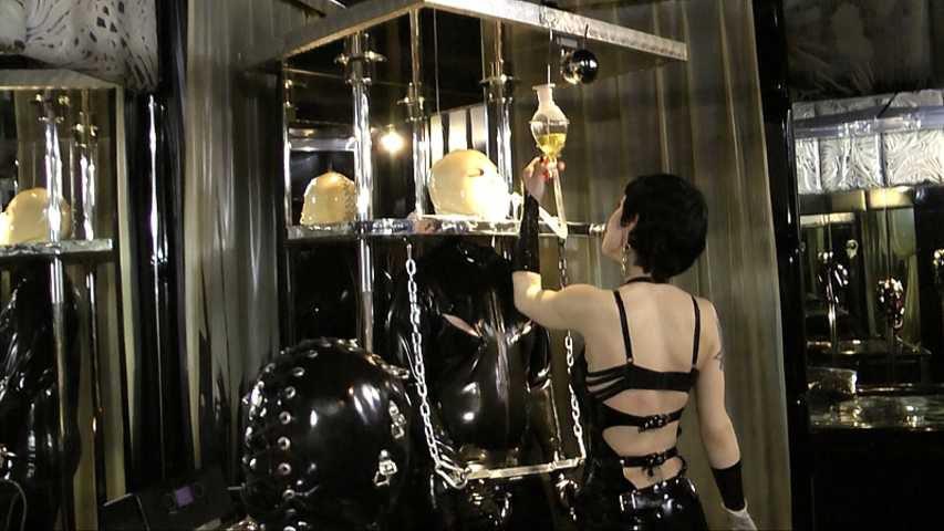 Lady Minou & Kandy - Ultimate Rubber Sex (Part3)