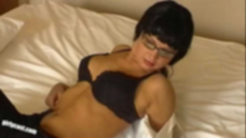 Teen Alex from Berlin, the first time naked on camera