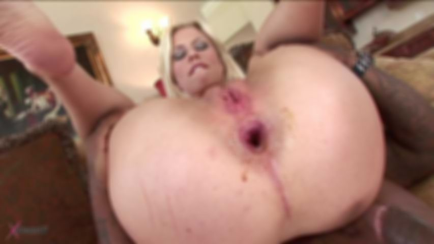 Black & White - Jessi Volt - Take Your BBC And Move Into My Backdoor