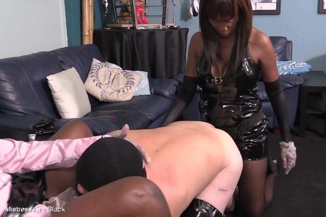 The domestic fuck cushion - Part Three