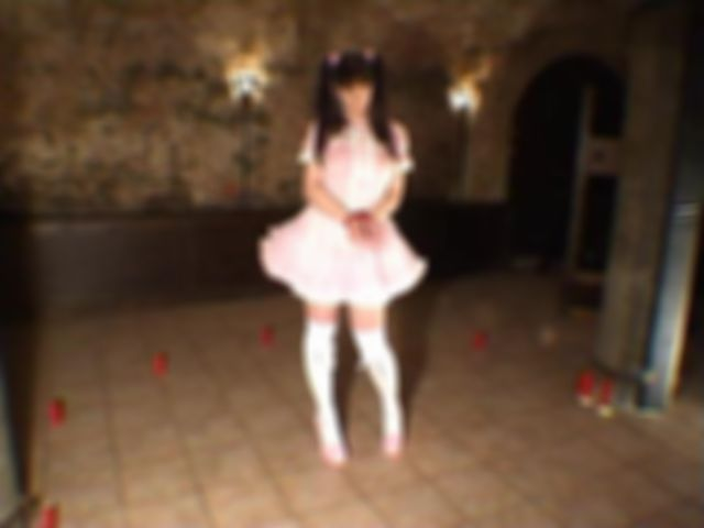 Chantal as Bound Lolita