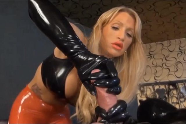 Milked with Magic Wand (Wrapped, Tease & Denial Part 3)