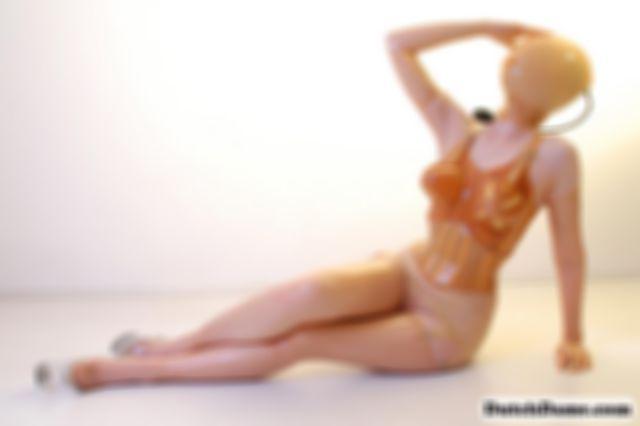 Transparent Rubber