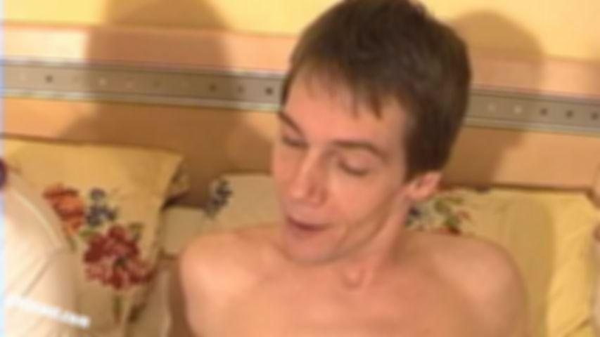 Natascha's anal defloration