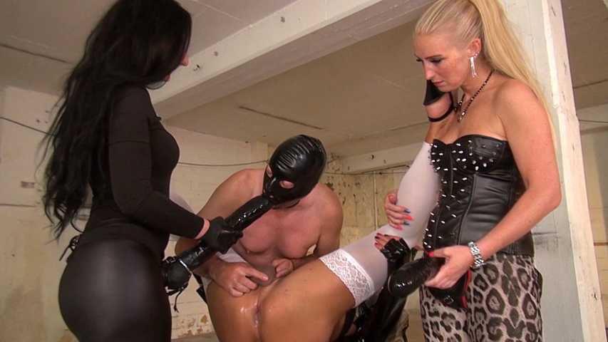 Sissy & Cuckold Training