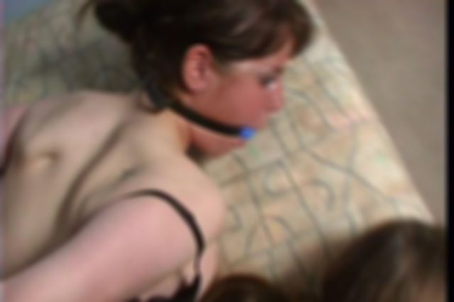 ELIN AND MARIE HOGTIED TOGETHER