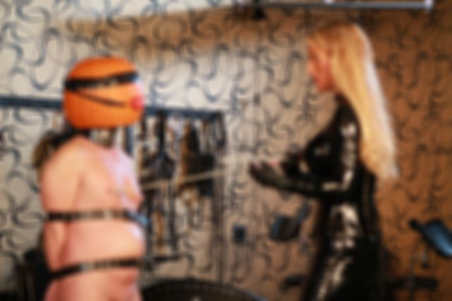My BDSM sessions