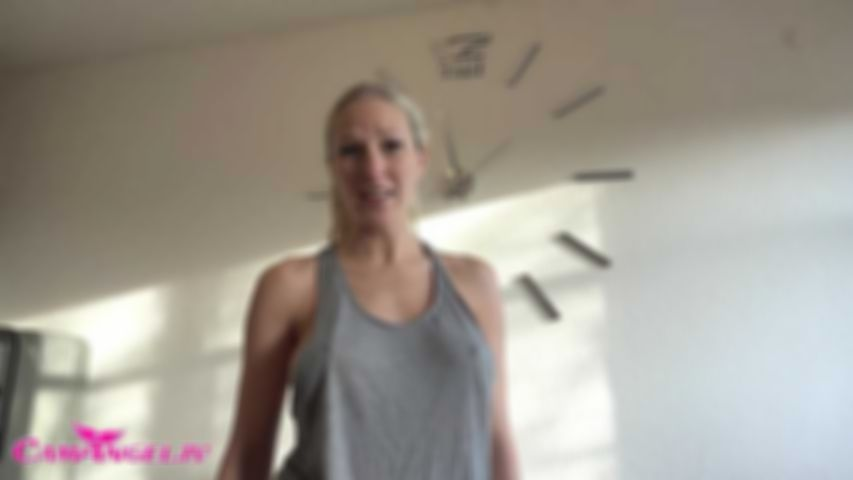 Custom video - Dirty talk, cock humiliation, socks