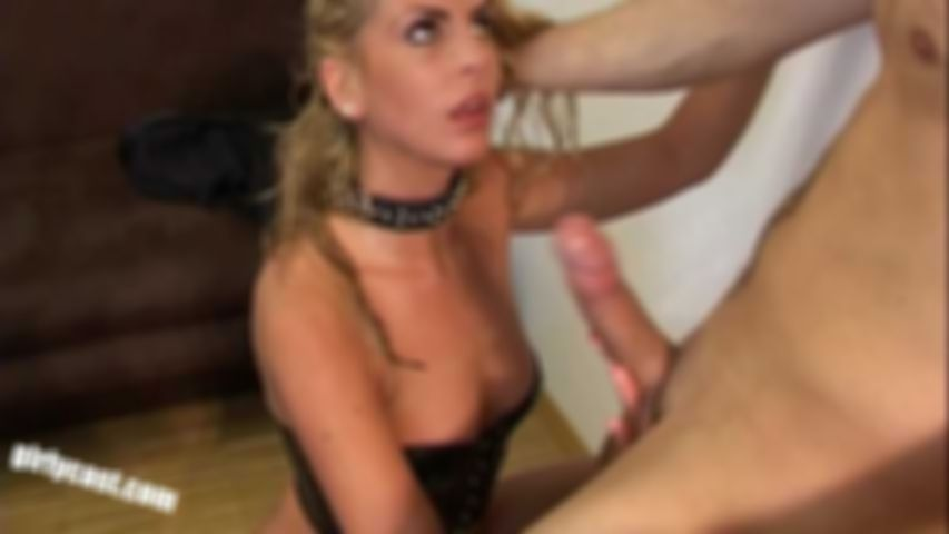 Kim - Ass fucking in fetish outfit Part 2