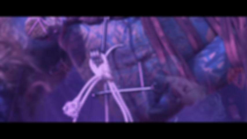 the rite - life at kink and ropes 2018 - shibari hook ritual